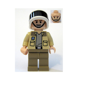 sw0256 NEW LEGO Captain Antilles FROM SET 10198 STAR WARS EPISODE 4//5//6