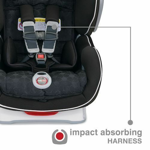 Britax Boulevard Clicktight Convertible Car Seat Child Safety Circa NEW 2018