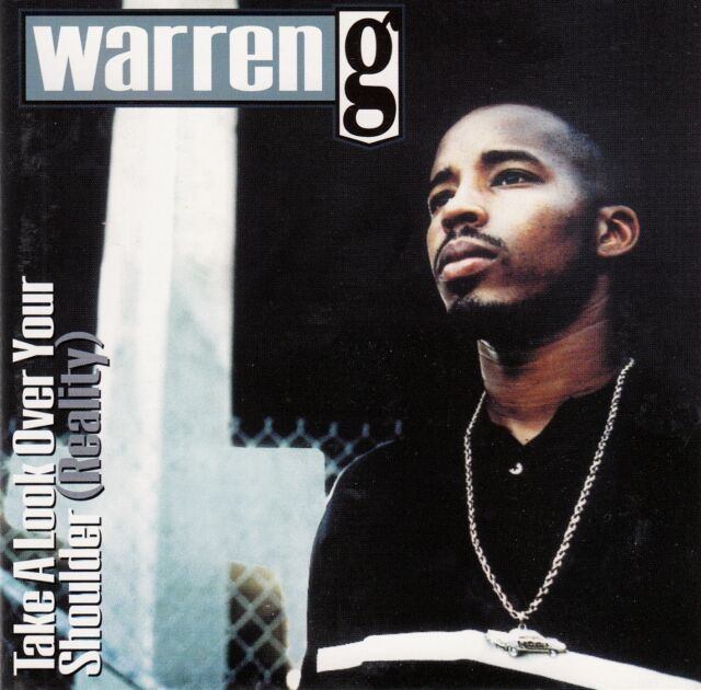 WARREN G : TAKE A LOOK OVER YOUR SHOULDER (REALITY) / CD - TOP-ZUSTAND