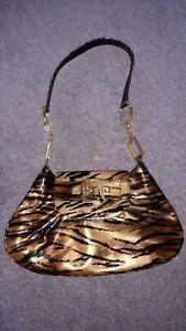 Weitzman Handbag Bromley Russell Stuart Brown Tortoiseshell a0wEq