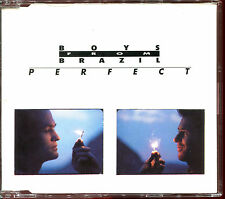BOYS FROM BRAZIL - PERFECT - CD MAXI [912]