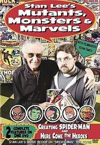 Stan-Lees-Mutants-Monsters-and-Marvels-DVD-2002