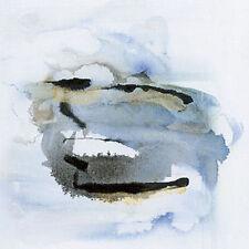 Just a Memory I Keilrahmen-Bild Leinwand Paar Figuren abstrakt blau Susan Jill