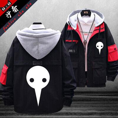 Anime EVA Sweatshirt Neon Genesis Evangelion Hoodie Coat Unisex Jacket