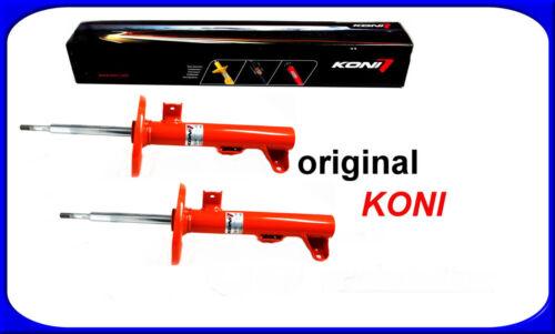 NEU Paar Original KONI STR.T Stossdämpfer vorne Mercedes C Klasse W203 CLC CLK