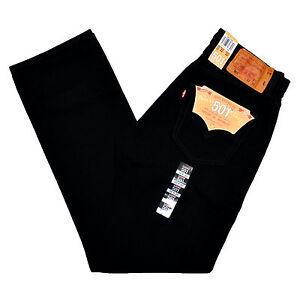 levis 501 jeans jean black 0660 all sizes available. Black Bedroom Furniture Sets. Home Design Ideas