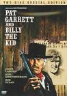 DVD NTSC 1 Pat Garrett and Billy The Kid Special Edition 2 Discs
