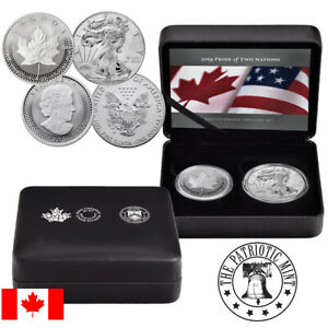 2019-RCM-Pride-of-Two-Nations-2-Coin-Set-Limited-Edition-Canada-Release