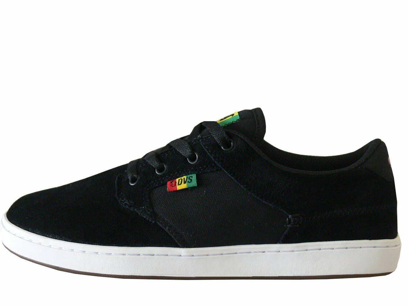 DVS Quentin Black Rasta DVS Chaussures Sneaker skate baskets taille taille taille 42, 45, 46, 47 dc7e38