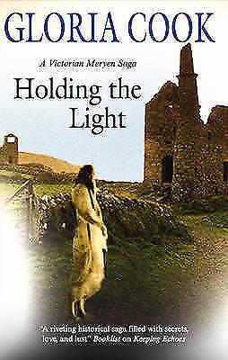 Holding the Light (Meryen), Cook, Gloria | Hardcover Book | Good | 9780727867063
