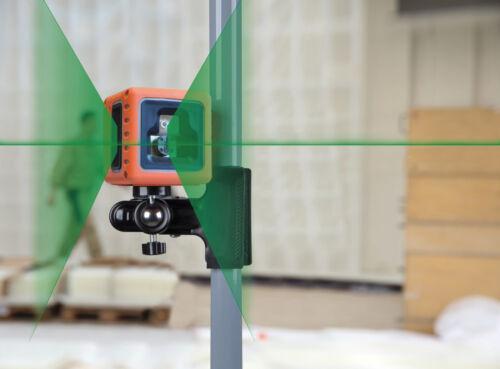 Nedo cube avec verts Laser Diodes de construction Meuleuse de construction carreleur