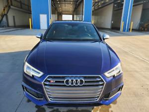 2018 Audi S4 Full Leather Spec