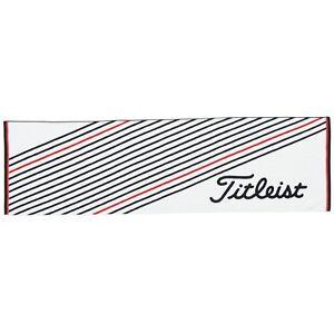 Titleist-JAPAN-Golf-Sports-Towel-2018-Model-AJTWS41-White-Black