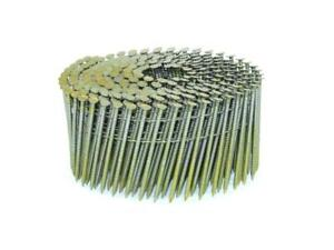 """Spotnails CW5D083R Coil Nails 1 3/4"""" Ring Shank Wire Weld 15 Degree (11,200)"""
