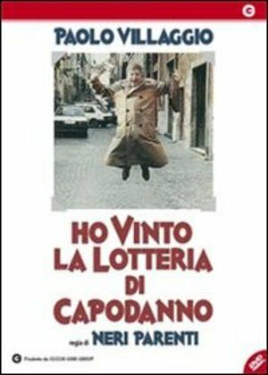 HO VINTO LA LOTTERIA DI CAPODANNO  DVD COMICO-COMMEDIA