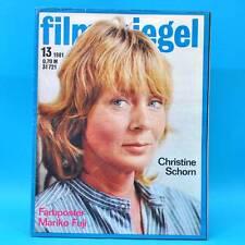 DDR Filmspiegel 13/1981 Die Olsenbande Christine Schorn Billy Wilder J. Blaha J