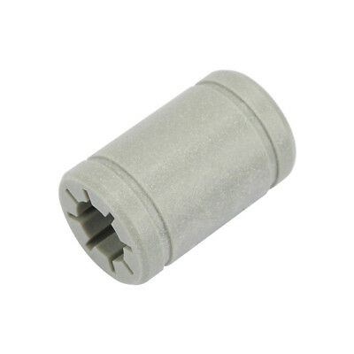 10X LM8UU For 3D Printers Solid Polymer Bearing 8mm Shaft RJMP-01-08 Linear New