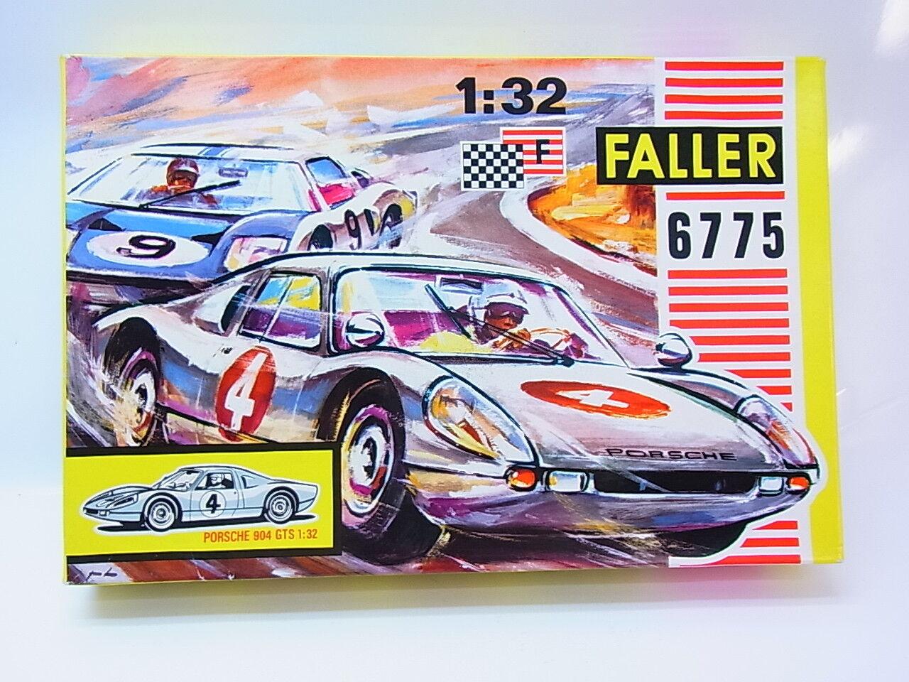 Lot 51585 | rarità: Faller 6775 PORSCHE 904 GTS KIT 1:32 modello di auto NUOVO OVP