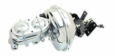1967 72 Chevy Truck Chrome 9 Power Brake Booster Amp Master Cylinder Assembly