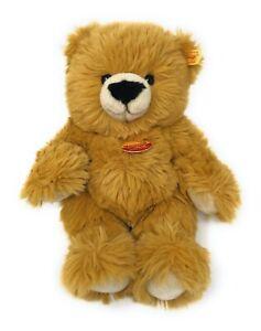 Steiff-Baer-Teddy-MANSCHLI-ca-28-cm-KSF-Nr-013430-kuschelweich-neuwertig