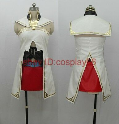 FF FINAL FANTASY XII 12 Ashe B'nargin Dalmasca cosplay costume any size custom