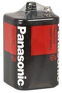 PANASONIC-Heavy-Duty-6V-Lantern-battery-4R25S-4F-6-Valts-torch-flashlight-batt