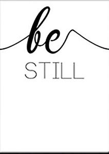 Details about Be Still My Soul Print, Minimalist Art, Typography Art, Yoga  Wall Art,