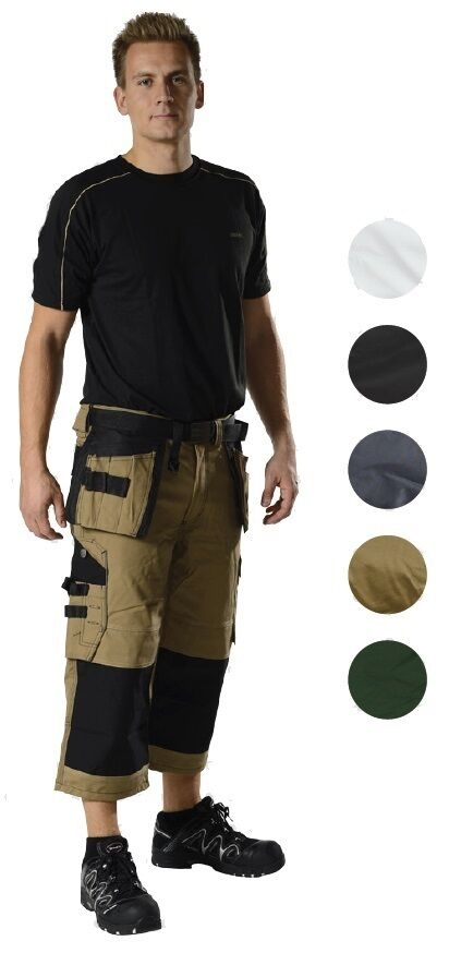 Ocean Thor Work Wear Long Shorts   Cropped Trousers,3 4 Length   Workwear 80-15K