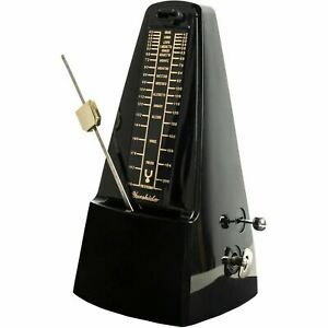 mechanical metronome for piano guitar drums bass track tempo and beat 18227299275 ebay. Black Bedroom Furniture Sets. Home Design Ideas