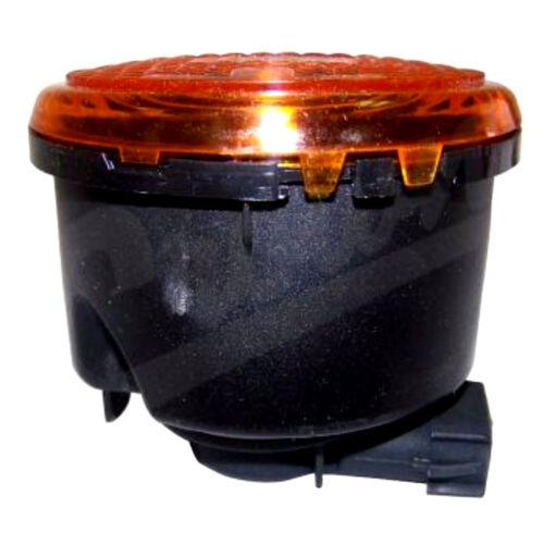Parking Lamp Left Side Amber for Jeep Wrangler JK 2007-2013 55077885AD Crown