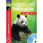 Improving Punctuation 10-11: For ages 10-11 by Andrew Brodie (Paperback, 2012)