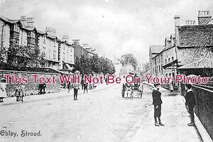 GL-22-Ebley-Stroud-Gloucestershire-c1910-6x4-Photo