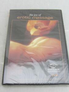 New - The Joy of Erotic Massage (DVD Sinclair Institute