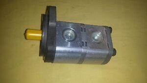 Casappa-PLP20-Hydraulic-Double-Pump-PLP20-9-PLP20-4-New-Unused