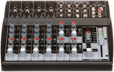 Like N E W Behringer Xenyx 1202FX Mixer Auth Dealer! Opened Box Never Used!