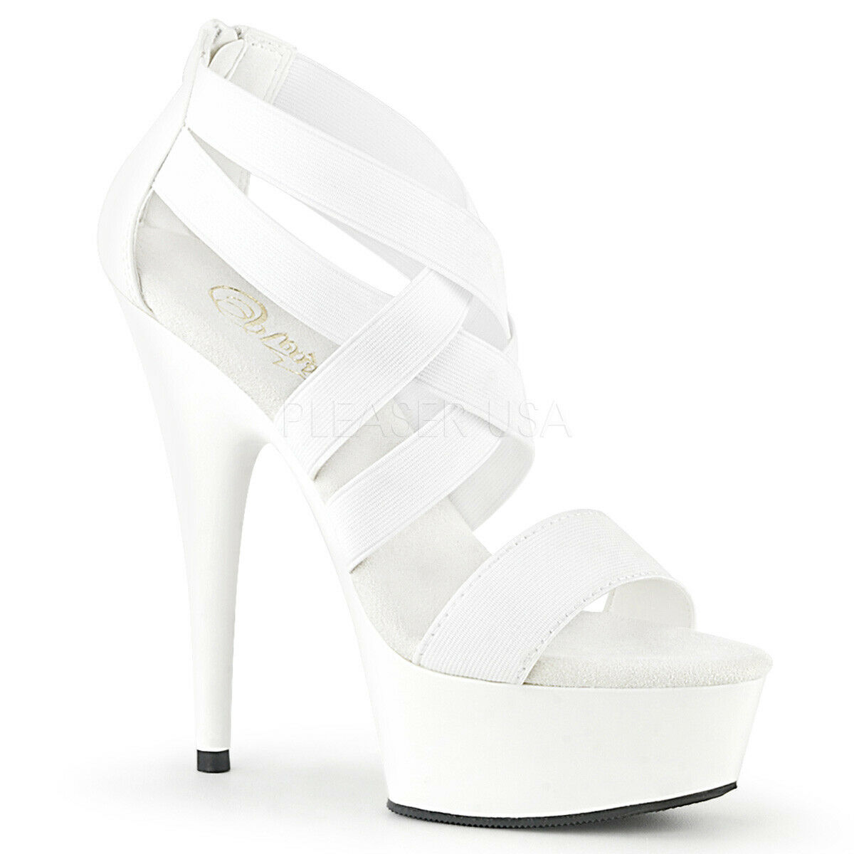 closer at offer discounts first look Sexy White Platform High Heels Mens Drag Queen Crossdresser Shoes size 12  13 14