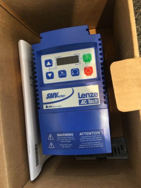 LENZE 8101MP AC DRIVE 8100 SERIES