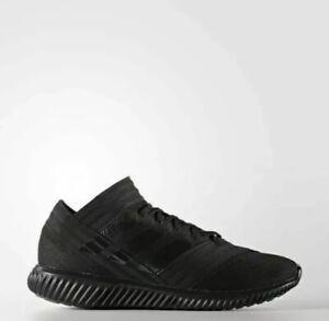 adidas-Men-039-s-Nemeziz-Tango-17-1-TR-Indoor-Soccer-Shoes-Black-Size-12