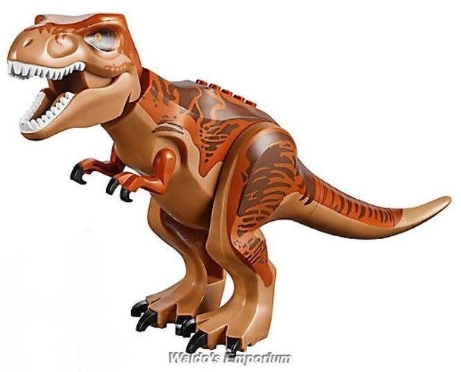 Lego Jurassic World Dinosaur T. REX from set 10758 T. Rex Breakout, New