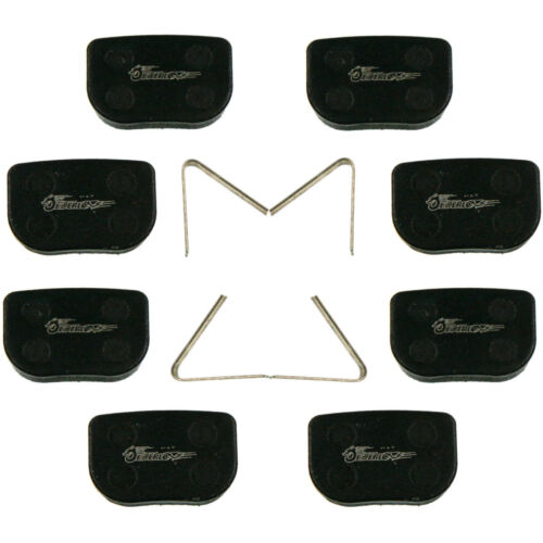 AONUOSA ANS-4 BL-104 4 PAIRS  DISC BRAKE PADS FOR BOLI AOBANG