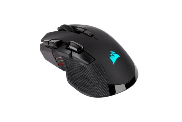 Corsair Ironclaw RGB Wireless Optical Gaming Mouse 18 000dpi Wired/wireless  US