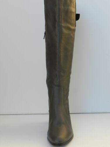 M & S Damen Schuhe 40.5 Stiefel Marks und Spencer Tall Stiefel High UK7 Neu