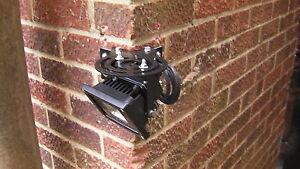 unique design small floodlight corner bracket for multiple flood