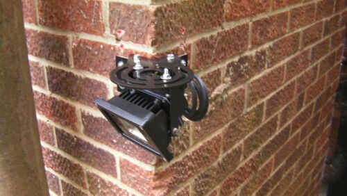 for multiple flood lights T2SC UNIQUE design small Floodlight Corner Bracket