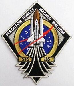 Official-Nasa-Space-Program-STS-135-Atlantis-Patch