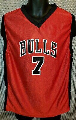 innovative design dcfad 32634 Chicago Bulls Ben Gordon Red Away Jersey EUC - Boys XL (18-20) | eBay