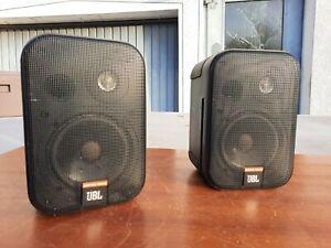Guter-Paar-JBL-Control-1-X-treme-Lautsprecher-Schwarz