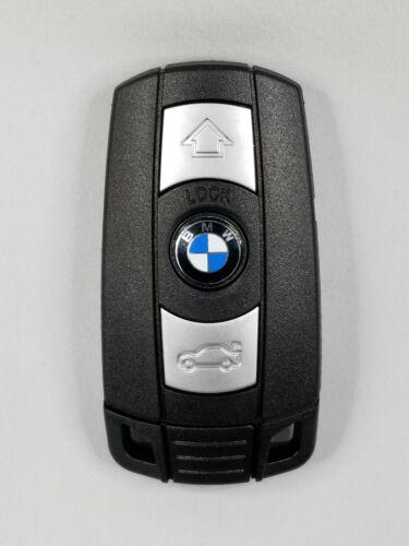 ORIGINAL BMW KEYLESS GO KEY NEW VIRGIN REMOTE READY TO PROGRAM KR55WK49147