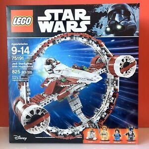 LEGO-Star-Wars-75191-Jedi-Starfighter-With-Hyperdrive-Factory-Sealed-Box