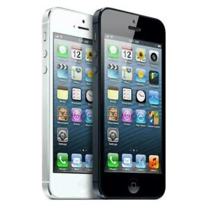 Apple-iPhone-5-16GB-Black-White-Smartphone-Factory-GSM-Unlocked-T-Mobile-AT-amp-T